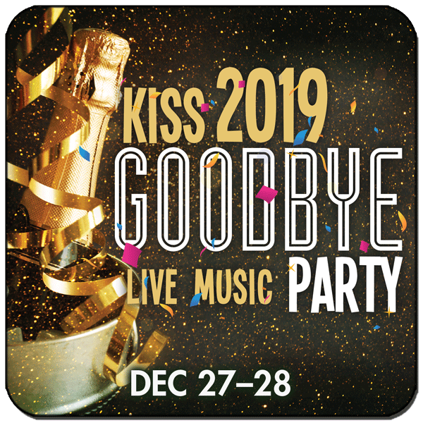 Howl at the Moon's Kiss 2019 Goodbye Party!